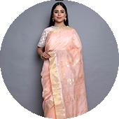 Work from home Saree